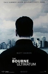The bourne ultimatum matt damon paul greengrass