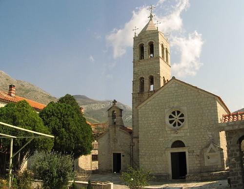Monastery near Bar, Montenegro