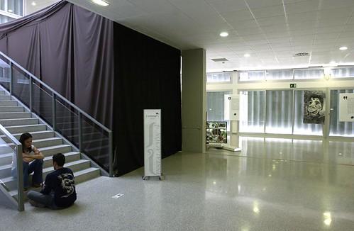 Transversal- Instalacion 5- Carpa de proyección