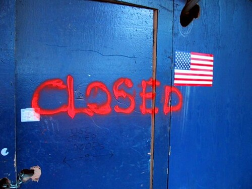 CLOSED, 2001 NYC