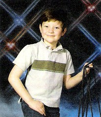 Robbie Mar 2007 School Pic