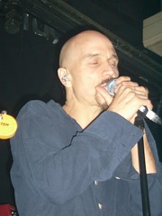 Tim Booth of James at Hoxton Gig