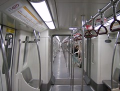 delhi metro 2007 (sftrajan) Tags: india digital subway metro delhi nct   indiasong