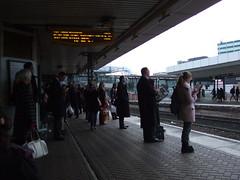 East Croydon commute