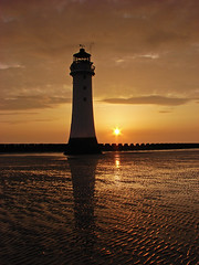 New Brighton lighthouse (Mr Grimesdale) Tags: sunset lighthouse beach mersey newbrighton merseyside capitalofculture mrgrimsdale stevewallace newbrightonlighthouse capitalofculture2008 liverpoolcapitalofculture2008 challengeyouwinner europeancapitalofculture2008 15challengeswinner photofaceoffwinner liverpoolcapitalofculture pfogold mrgrimesdale grimesdale
