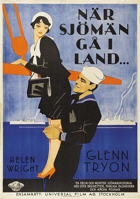 Dames Ahoy, 1930