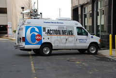 WPVI ACTION NEWS (Triborough) Tags: ford newjersey nj frontline mercercounty 2007 trenton livetruck econoline eseries actionnews wpvi march2007