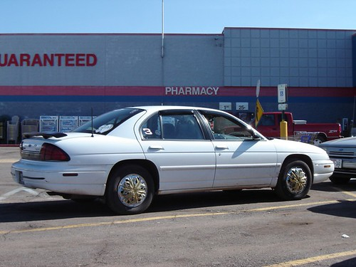 The Pimped Lumina.
