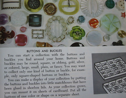 Buttons and Buckles