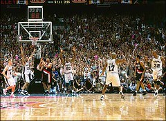 Memorial Day Miracle: The best Spur moment ever! (Strange Botwin) Tags: david basketball sanantonio portland spurs tim memorial san day miracle ninja steve mario 1999 sean merlin timmy bball antonio hoops timeout nba duncan robinson elliott champions ballers kerr elie alamodome baloncesto trailblazers worldchampion sanantoniospurs rasheed worldchampions threepointer sheed