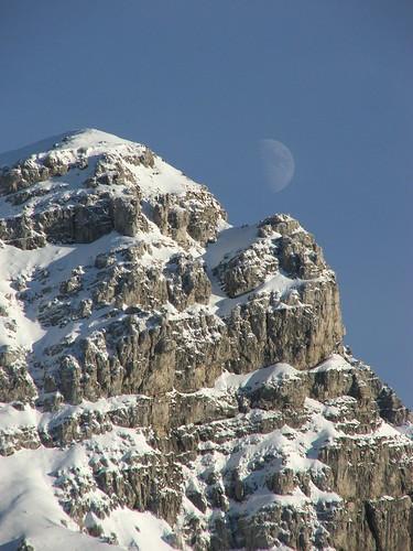 Luna sul Resegone
