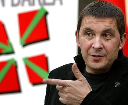 Arnaldo Otegi, ex presidiario y correveidile de ETA