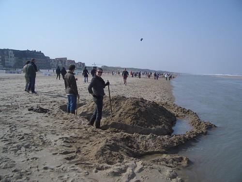 Château de sable 2