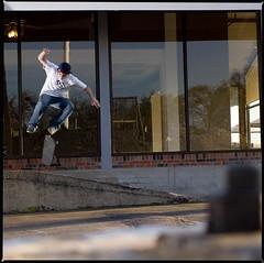 Brad Switch 360 Flip (AndyWissman) Tags: saint st louis skateboarding skating skate skateboard stl