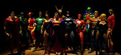 DC's World Heroes (PowerPee) Tags: toys dc philippines actionfigures comicbooks collectibles alexross nikond200 nikonstunninggallery