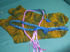 socks & braids