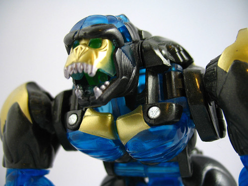 Beast Machines Optimus Primal (Basic)