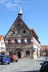 Lauf, Rathaus vW, 2007