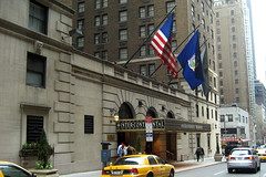 NYC - InterContinental Barclay Hotel by wallyg, on Flickr
