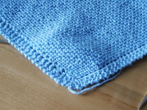 Project Linus Corner-to-Corner Blanket