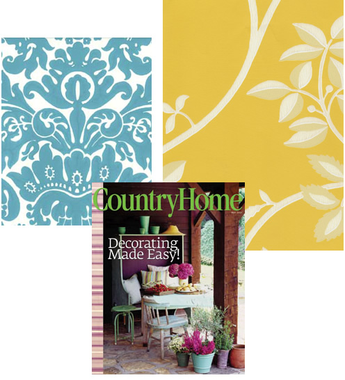Country Home Inspiration