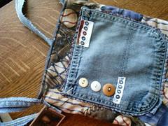 baseball bags 002 (shebrews) Tags: baseball handmade craft etsy tote shoulderbag