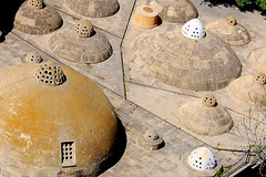 Baku Old Town Rooftops - by Today is a good day