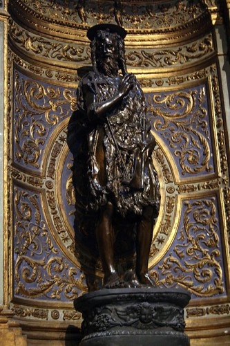 Donatello's John the Baptist