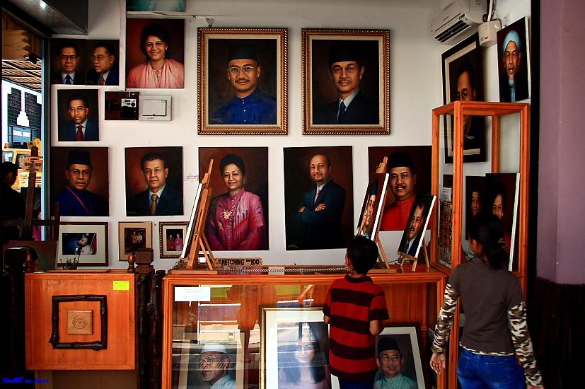 Art Gallery @ Central Market Kuala Lumpur Malaysia