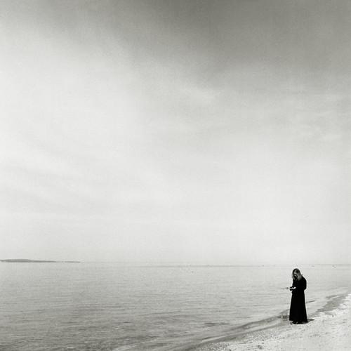Yashica: Allison on the Beach by Matt Callow