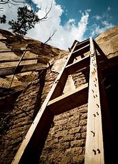 Da 293 . Real de Catorce . Escalera al Cielo (WakamouL) Tags: old sky abandoned mexico stairway escalera cielo viejo gp realdecatorce abandonado sanluispotosi contrapicada dflickr ltytrx5 ltytr1 dflickr180307 gpcomconceptos