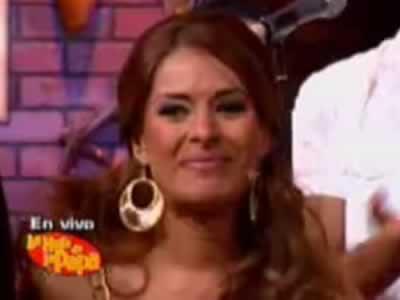 Galilea Montijo habla y llora sobre su supuesto video porno