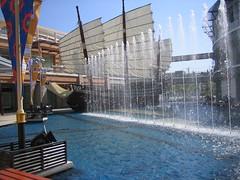 JungCeylon water show