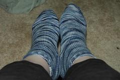 Ravenclaw Socks
