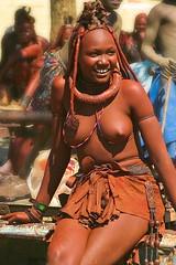 Himba Girl - Namibia - by Andries3