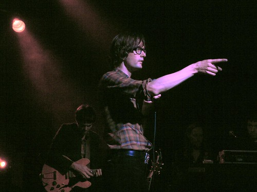 Jarvis photo by Michael Clements