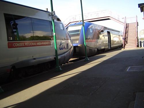 Gaillac Train
