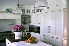 Sagaponak Kitchen 4 (thekitchendesigner.org) Tags: kitchen design kitchens cabinet susan designer painted granite custom serra cabinets remodeling countertops kitchenremodel cabinetry kitchendesign ckd nkba