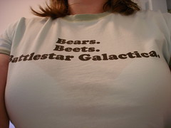 The Office - Bears Beets Battlestar Galactica