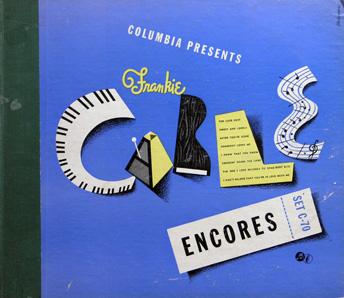 Album cover by Alex Steinweiss