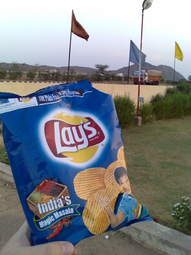 India's Magic Masala Chips from Lay's
