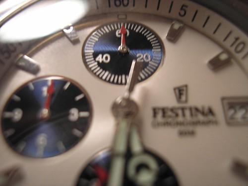 Macro: Reloj