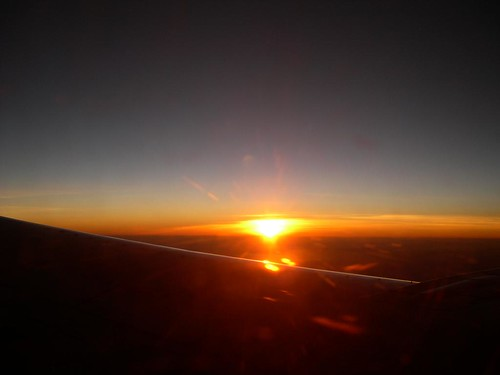 Sun from the sky