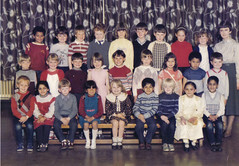 Class 9 (tonypreece) Tags: school group people children kids class teacher longshaw infant community maryeaves danielcrabtree alanmaxwell class9 nine 9 blackburn mostinteresting