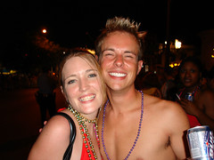 Crowd Cuties (Kymberlie R. McGuire) Tags: gay gaypride pride prideparade 2005prideparade 2005houstongayprideparade sonycybershot houston love topv111 cybershotdscp200 camera