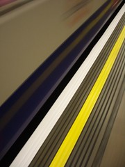 Moving train - by ::: mindgraph :::