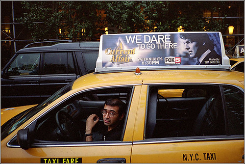 cab driver by maxxum, on Flickr