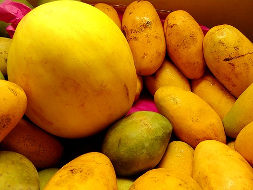 mango, philippine mangoes, mango recipes
