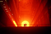 Weather Project (lomokev) Tags: red sculpture orange sun london art yellow top20favorites rouge nikon tate tatemodern turbinehall weatherproject eliasson 35ti tatemoden rota:type=showall rota:type=lightingexsposure file:type=bgen044hps