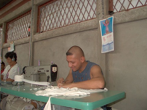JHC Guy Sewing 2